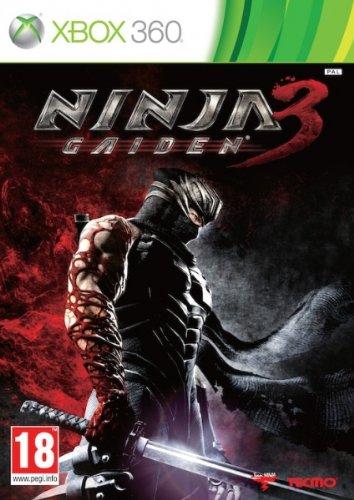 Tecmo Koei Ninja Gaiden 3, Xbox 360 Básico Xbox 360 Inglés, Italiano vídeo - Juego (Xbox 360, Xbox 360, Acción, Modo multijugador, M (Maduro), Soporte físico)