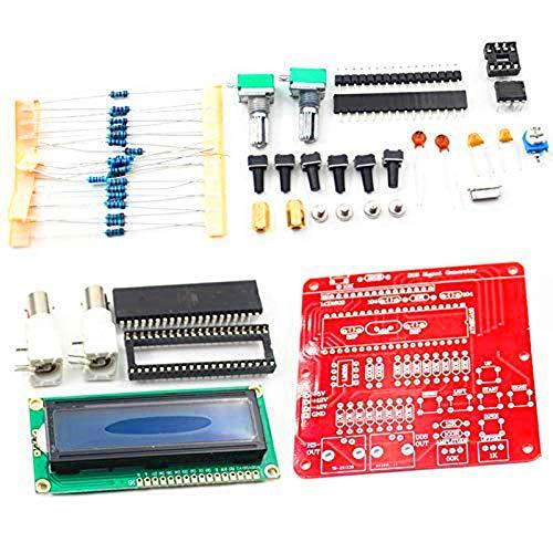 ARCELI 2018 Función de DDS Digital Generador de señal DIY Kit Sawtooth ECG Triángulo Seno Onda Cuadrada Generador de frecuencia Pedazo
