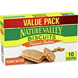 BISCUITS: Nature Valley biscuits are made with whole grain oats and almond butter REAL INGREDIENTS: Hearty whole grain oats with no artificial flavors artificial colors, or high fructose corn syrup WHOLE GRAIN: An excellent source of whole grain with...