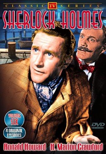 Sherlock Holmes - Volume Six [RC 1]