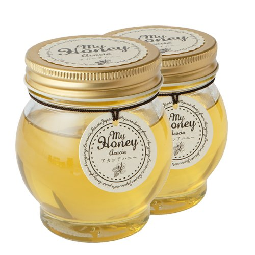 アカシアハニー 蜂蜜 ハチミツ マイハニーシリーズ 200g 産地直送 2瓶