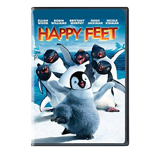 Happy Feet O Pinguim St [DVD]