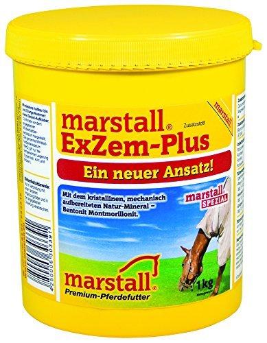 marstall Premium-Pferdefutter ExZem-Plus, 1er Pack (1 x 1 kilograms)