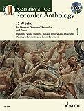 Renaissance Recorder Anthology 1...