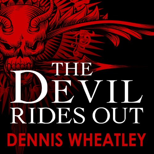 The Devil Rides Out audiobook cover art