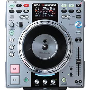 DENON DN-S3500 DJ CDプレーヤー ブラック