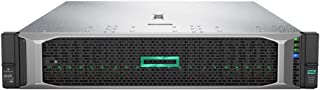 HP ProLiant DL380 Gen 10 Business Server Computer, 2 Intel Silver 4110 8 Core CPUs, 64GB RAM, 7.2TB Enterprise SAS HDDs, RAID, 3 Years Warranty