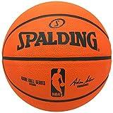 バスケットボール 5号球 屋外用 NBA 公認 オフィシャルNBAレプリカボール オレンジ 83-042Z