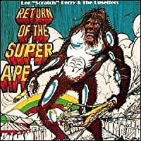 "Return Of The Super Ape by Lee ""Scratch"" Perry (1992-10-23)"