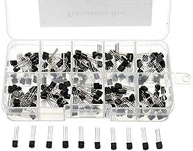 Electronic Module 10 Values Transistor Assortment Kit Transistors Box Pack 200pcs