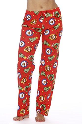 Just Love 6324-10001-XL Women Pajama Pants Sleepwear