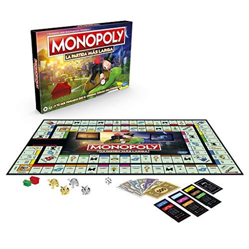 Monopoly- Longest Game Ever (Hasbro E8915105)