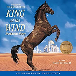 King of the Wind audiobook cover art