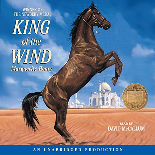 King of the Wind  By  cover art