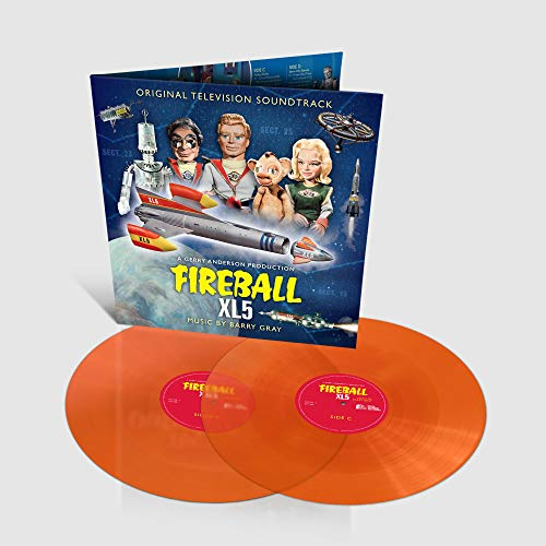 Fireball XL5 (Original Television Soundtrack) [Vinyl LP]