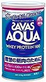 ザバス アクアホエイプロテイン100 アセロラ風味 378g (約18食分)