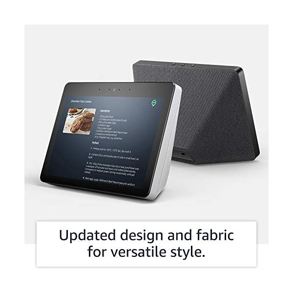 Echo Show (2nd Gen) – Stay in touch with the help of Alexa – Black 3