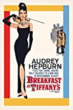 Frühstück bei Tiffany - Audrey Hepburn Poster