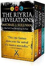 The Riyria Revelations: Theft of Swords, Rise of Empire, Heir of Novron