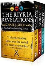 The Riyria Revelations: Theft of Swords, Rise of Empire, Heir of Novron