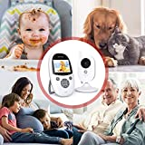 Zoom IMG-2 victure baby monitor videocamera con