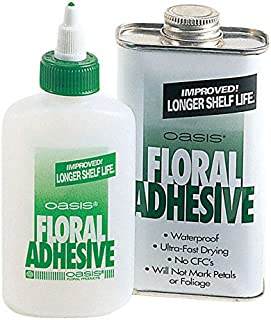 cold glue for fresh flowers