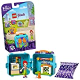 LEGO Friends Mia's Soccer Cube 41669 Building Kit; Imagination Toy Comes with a Mini-Doll and Animal Toy to Give Creative Kids Hours of Imaginative on-The-Go Vacation Play; New 2021 (56 Pieces)