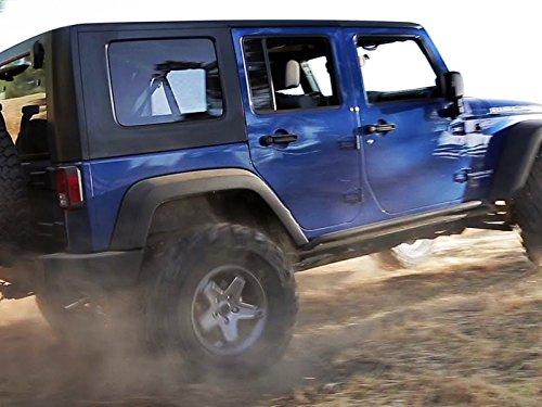 Driveway DIY! Jeep Wrangler Unlimited Lift-Kit Install