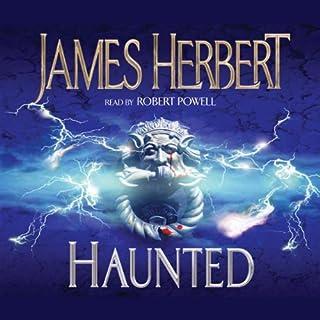 Haunted cover art