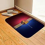 Entrada Manchester United Real Madrid Barcelona AC Milan alfombra de fútbol sala de estar dormitorio alfombra de piso alfombra de piso sala de estar absorbente antideslizante dormitorio-UNA_60 * 90