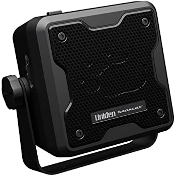 2 BC15 Speakers and Splitter 1 Pro Trucker Dual CB Radio Speaker Extra Loud Cabin Installation Set with