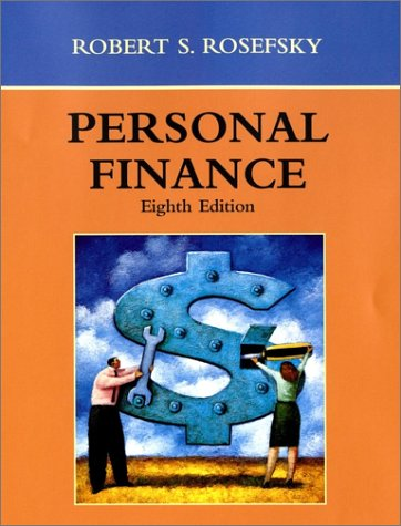 Personal Finance, 8th Edition
