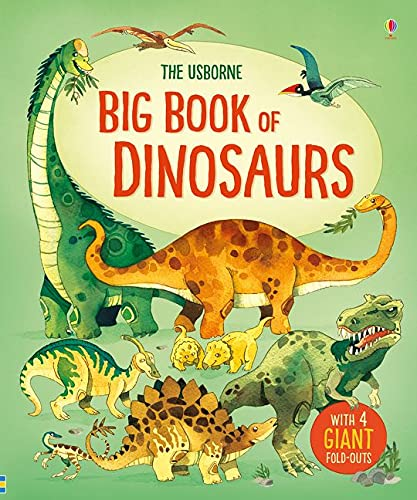 Frith, A: Big Book of Dinosaurs