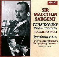 Tchaikovsky: Violin Concerto/S