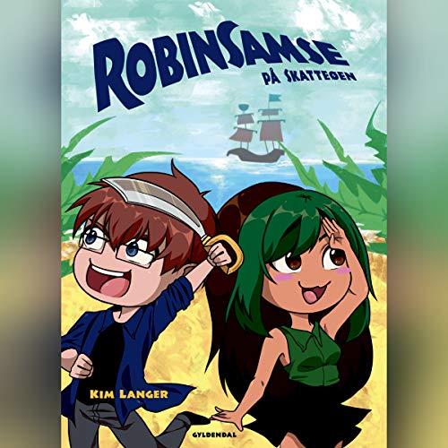 RobinSamse på Skatteøen cover art