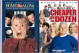Cheaper By the Dozen / Home Alone