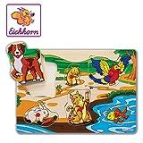 Simba Eichhorn-Puzzle de Madera (Eichhorn 100005452), surt. 6