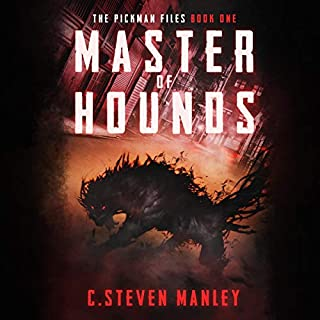 Master of Hounds audiobook cover art