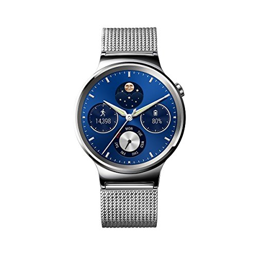 Huawei Watch, Connessione Smartphone