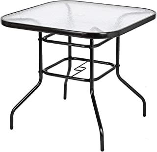 VINGLI Outdoor Dining Table, 32