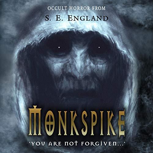 Monkspike audiobook cover art