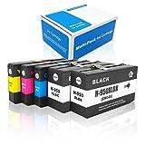ZSMC Compatible HP950 HP951 Ink Cartridge for HP 8100/8600/8610/8615/8616/8620/ 8625/8630/8640 Printer