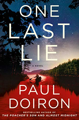 Image of One Last Lie: A Novel (Mike Bowditch Mysteries, 11)