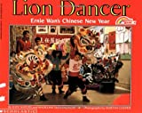 Lion Dancer Chinese new year book kindergarten