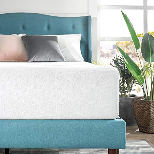 Zinus 12 Inch Green Tea Memory Foam Mattress / CertiPUR-US Certified / Bed-in-a-Box / Pressure Relieving, Full