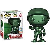 Funko Pop! Disney # 377 Toy Story Army Man BoxLunch Exclusive Metallic