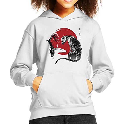 Cloud City 7 The Guardian Inspired by The Last Guardian Kid's Hooded Sweatshirt