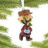Charlie Brown Christmas Tree Christmas Ornament