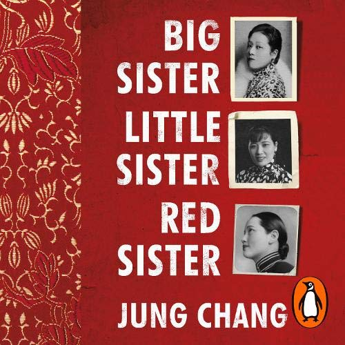 Big Sister, Little Sister, Red Sister cover art