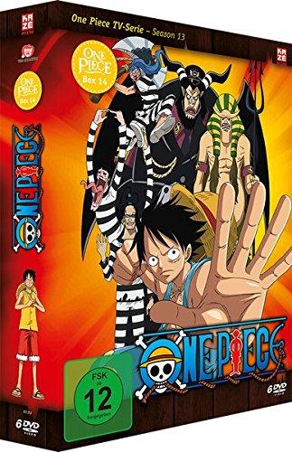 One Piece - TV Serie - Vol. 14 - [DVD]